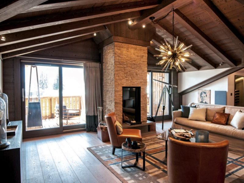 R sidence grand standing au coeur de 1850 pure courchevel - Residence de haut standing courchevel baltoro ...